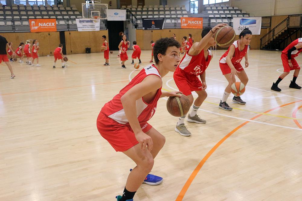 entrenador basket barcelona