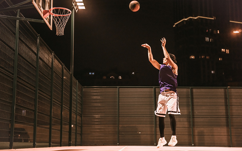 La mecánica de tiro en baloncesto Blog Coach Lorenzo