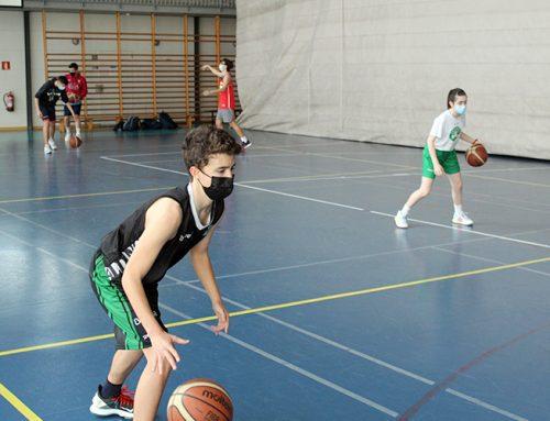 Formación en un Centro de Tecnificación de baloncesto